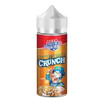 Peanut Butter Crunch 100ml Shortfill Liquid by Taste of America