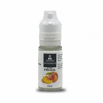 Pfirsich 10ml Aroma by Aroma Syndikat