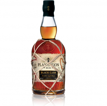 Plantation Rum Black Cask 40% Vol. 700ml