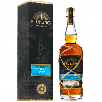 Plantation Rum Fiji 11 Jahre 2009/2020 Kilchoman Single Cask 49.6% Vol. 700ml