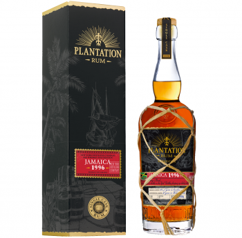 Plantation Rum Jamaica 24 Jahre 1996/2020 Rye Whisky Finish Single Cask 49.1% 700ml