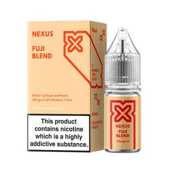 Fuji Blend NicSalt 10ml Liquid by Pod Salt X