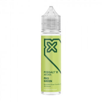 Pro Green 20ml Longfill Aroma by Pod Salt X