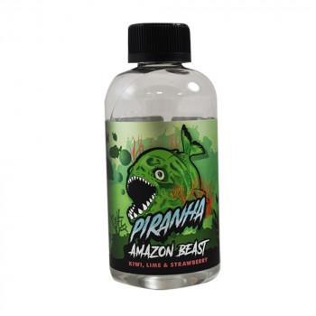 Amazonas Beast 200ml Shortfill Liquid by Piranha