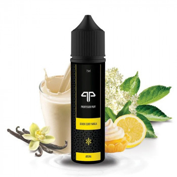 Lemon Elder Vanilla 15ml Longfill Aroma by Professor Puff