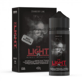 The Light 100ml Shortfill Liquid by Prohibition Vape