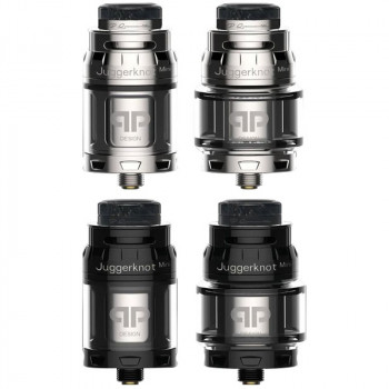 QP Design Juggerknot Mini 4,5ml RTA Verdampfer