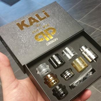 QP Design Kali V2 BF RDA/RSA Verdampfer
