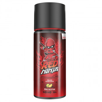 Red Ninja (70ml) Plus e Liquid by Red Ninja
