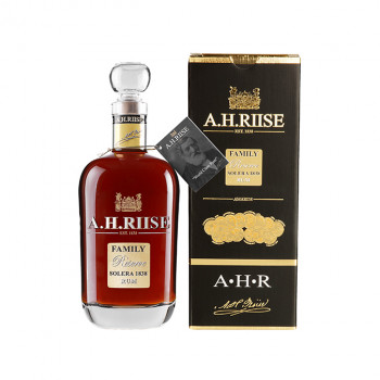 A.H. Riise Family Reserve Solera 1838 42% Vol. 700ml