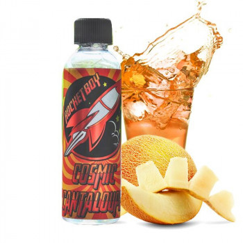 Cosmic Canteloupes (100ml) Plus e Liquid by Rocket Boy