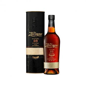 Ron Zacapa 23 Centenario Sistema Solera Rum 40 % Vol. 700ml
