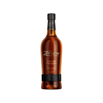 Ron Zacapa Centenario Edicion Negra Solera Gran Reserva Rum 43% Vol. 700ml