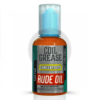 Coil Grease 30ml Aroma by Rude Oil