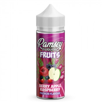 Berry Apple Raspberry - Fruits 100ml Shortfill Liquid by Ramsey