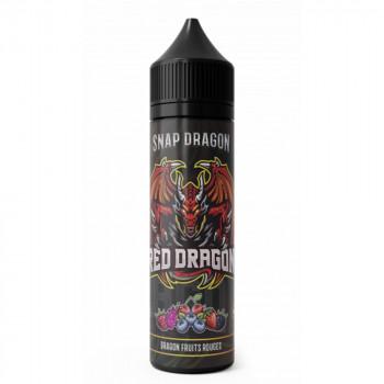 Red 50ml Shortfill Liquid by Snap Dragon