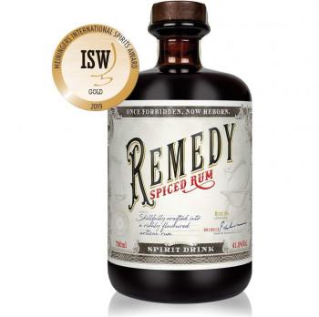 Remedy Spiced Rum 41,5% 700ml