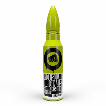 Sub Lime 15ml Longfill Aroma by Riot Squad