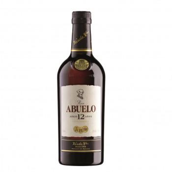 Ron Abuelo 12 Años Panama Rum 40% Vol. 700ml