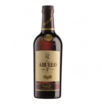 Ron Abuelo 7 Años Panama Rum 40% Vol. 700ml