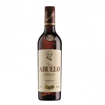 Ron Abuelo Añejo Panama Rum 40% Vol. 700ml