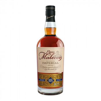 Rum Malecon 18 Jahre Reserva Superior Rum 40% Vol. 700ml