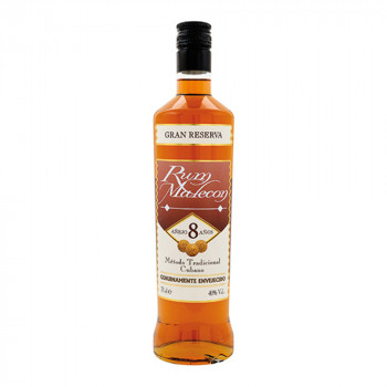 Rum Malecon 8 Jahre Reserva Superior Rum 40% Vol. 700ml