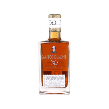 Santos Dumont XO Elixir Spiced 40% Vol. 700ml