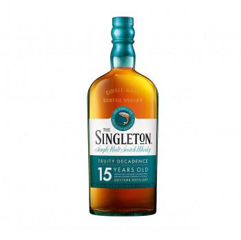 The Singleton of Dufftown 15 Jahre Single Malt Scotch Whisky 40% Vol. 700ml