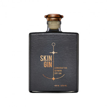 Skin Gin Anthracite Grey Gin 42% Vol. 500ml