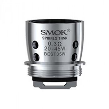 Smok Spirals Verdampferköpfe Coils 0,3 / 0,5 / RBA