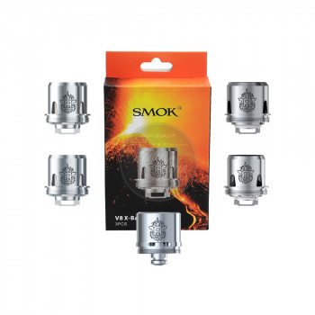 Smok TFV8 X-Baby Coils 3er Pack