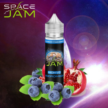 Andromeda (50ml) Plus e Liquid by Space Jam Juice