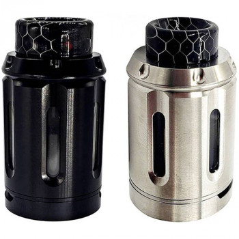 Squid Industries PeaceMaker 4ml RTA Verdampfer Tank