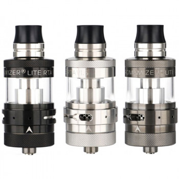 SteamCrave Aromamizer Lite V1.5 3,5ml/4,5ml 23mm RTA Verdampfer Tank