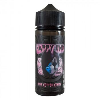 Happy End Pink Cotton Candy 100ml Shortfill Liquid by Sadboy