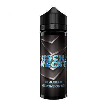 Blaubeer Zitrone on ICE 20ml Longfill Aroma by #Schmeckt