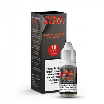Bunter Beerenmix on ICE 10ml 18mg NicSalt Liquid by #Schmeckt