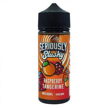 Raspberry Tangerine 100ml Shortfill Liquid by Seriously Slushy