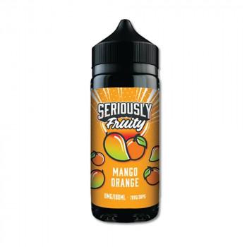 Mango Orange 100ml Shortfill Liquid by Seriously Fruity