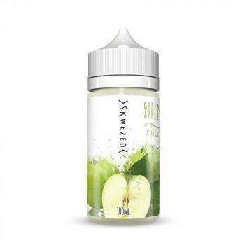 Green Apple 100ml Shortfill Liquid by Skwezed
