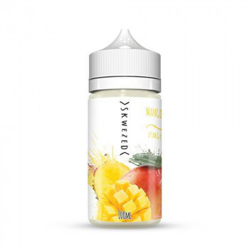 Mango (2x50ml) Plus by Skwezed E-Liquid