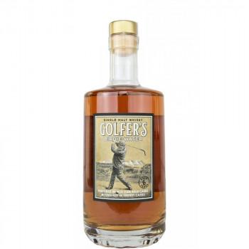 Säntis Malt Edition Golfer's Birdie Water Whisky 46% Vol. 500ml
