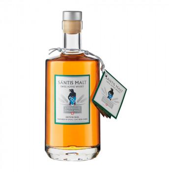 Säntis Malt Edition Sigel Whisky 40% Vol. 500ml