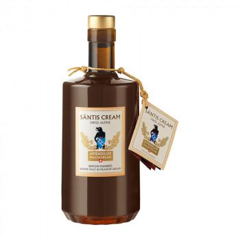 Säntis Whisky Cream Edition Marwees Likör 18% Vol. 500ml