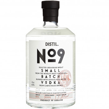 Staritsky & Levitsky No9 Small Batch Vodka 40%Vol. 700ml
