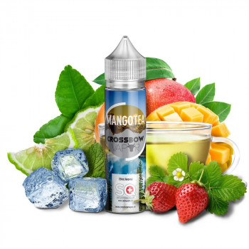 Mango Tee 20ml Longfill Aroma by Crossbow Vapor Stattqualm