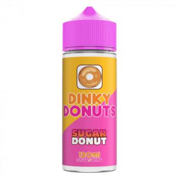Sugar Donut 100ml Shortfill Liquid by Dinky Donuts