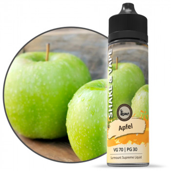 Apfel 40ml Shortfill Liquid by Surmount