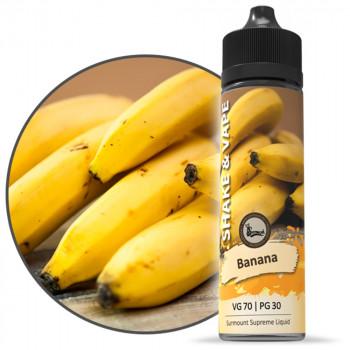 Banana 40ml Shortfill Liquid by Surmount